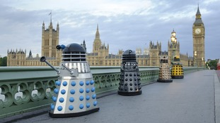 Daleks Doctor Who