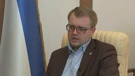 Referendum 'no different to Scotland', Crimea minister says