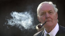 Former Chesterfield MP Tony Benn dies at home aged 88