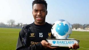 Sturridge helped Liverpool into second place in the league