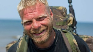 Former soldier set to complete 8,000 mile charity trek around UK coastline