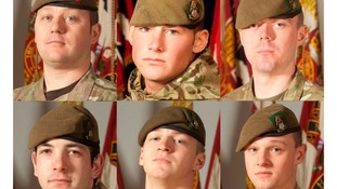 Wilts Soldiers: All under 21