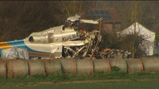 Norfolk helicopter crash: Follow events here