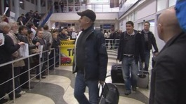International observers arrive in Crimea ahead of vote