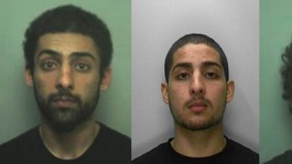Gang convicted of tying up and torturing Sussex student