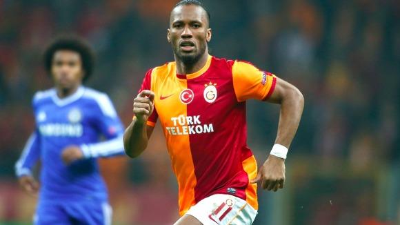 Drogba- Galatasaray