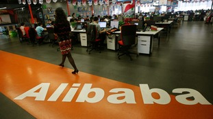 Chinese internet giant Alibaba to start US IPO.