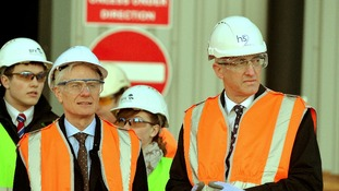 HS2 chairman to announce new recommendations for the project but no new cuts