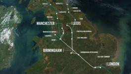 Osborne: No further spending on £50bn HS2