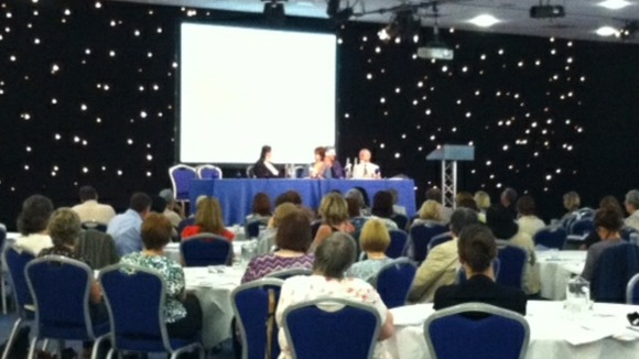 Dementia conference in Nottingham