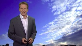 Some light showers with sunny spells this afternoon