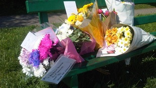 Tributes to Thomas Barton who drowned yesterday in Chorley