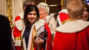 Baroness Warsi