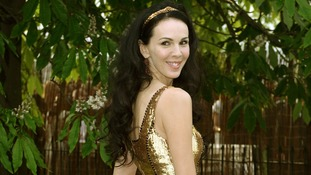 L'Wren Scott at the Serpentine Gallery Summer Party in Hyde Park last year.