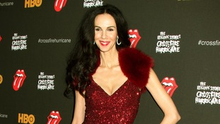 L'Wren Scott pictured in November 2012 at The Rolling Stones Crossfire Hurricane premiere in New York.