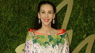 Designer L'Wren Scott found dead 'in apparent suicide'