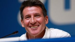 London 2012 boss Lord Coe to try his hand at rhythmic gymnastics for Sport Relief