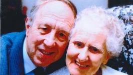 Burglar guilty of widower murder