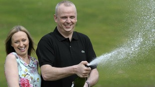 £108m Lottery winner: I've always thought I'd win big
