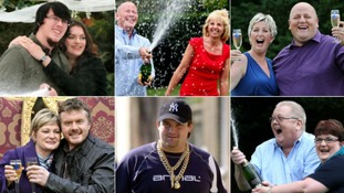 Life after the lottery: Britain's other lucky multi-millionaires
