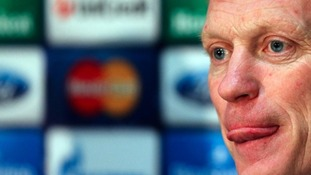 """Moyes believes job is safe because of Man United's  """"long-term vision"""""""