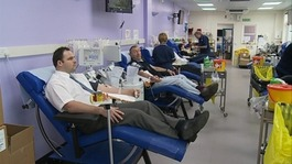 Urgent appeal for more blood donors