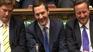 No big dramatic shift from Osborne's Budget