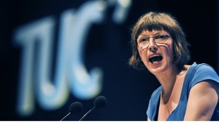 File photo of TUC General Secretary Frances O'Grady.