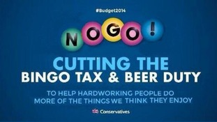 Tories' Budget tweet backlash sparks parody versions