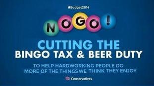 Tories' Budget tweet backlash sparks parody versions