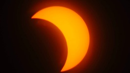 One year to go until the solar eclipse on our doorstep