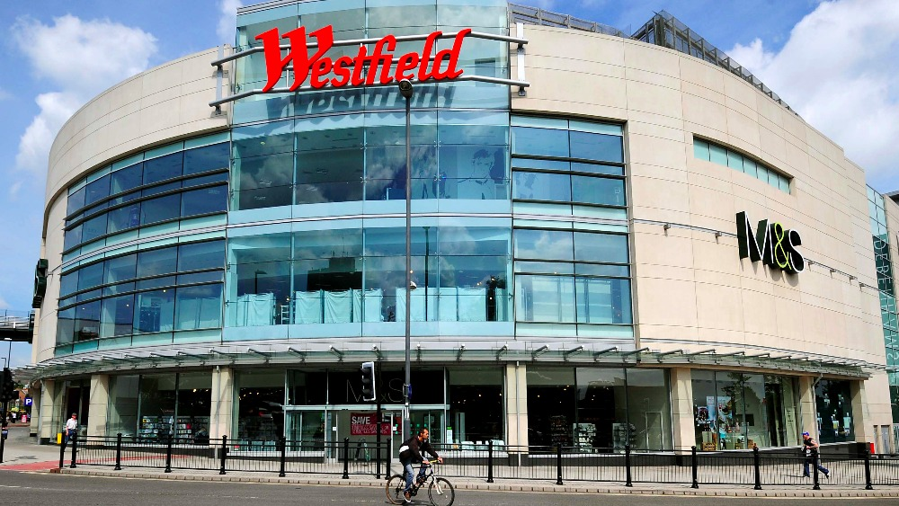 westfield derby shopping centre sold for 390 million central itv news. Black Bedroom Furniture Sets. Home Design Ideas