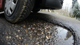 More than £17m to fix potholes in the East