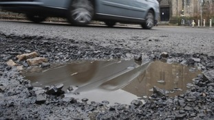 Councils receive £26million to help repair damaged roads