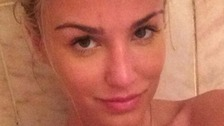 Amy Willerton without make up