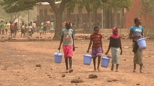 Companies in the East help bring clean drinking water to Africa
