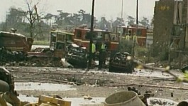 Anniversary of Peterborough explosion tragedy