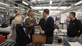 Deputy PM opens Somerset factory