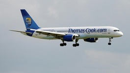 Thomas Cook aircraft
