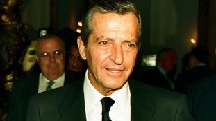 Former Spain's Prime Minister Adolfo Suarez.