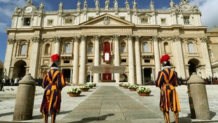 Authorities handed a package filled with narcotics to Vatican police with the aim of laying a trap for a culprit.