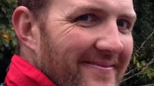Christian Smith, who died while on a charity bike ride