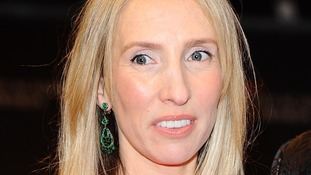Sam Taylor-Johnson, director of the film version of erotic novel Fifty Shades of Grey.