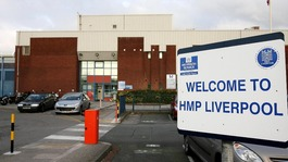 HMP Liverpool making slow progress
