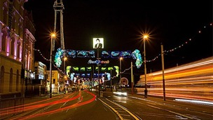 Blackpool Promenade Illuminations