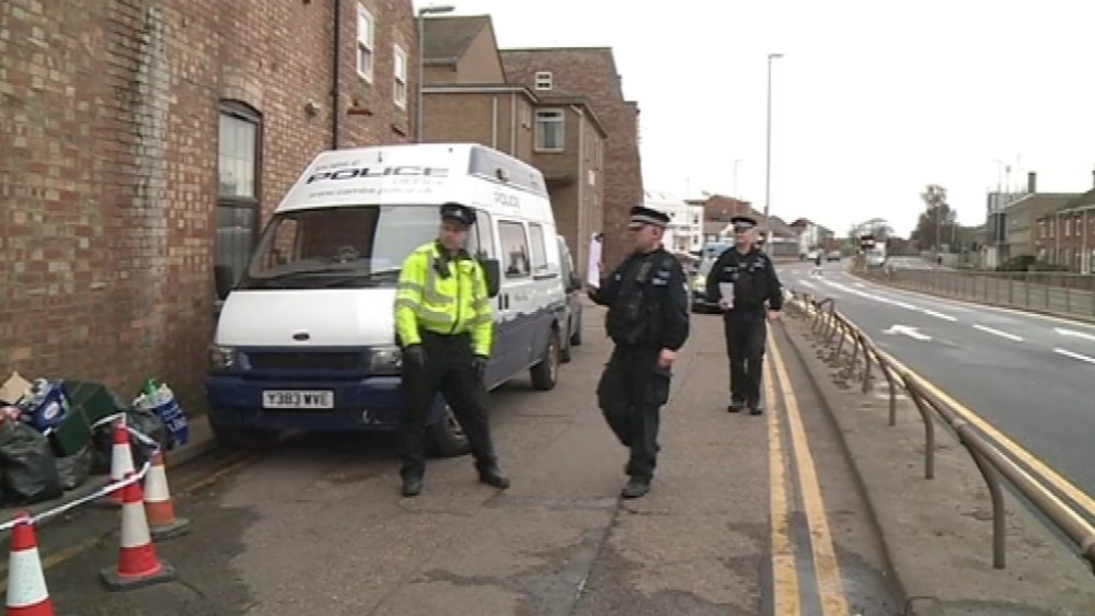 a man and woman charged with wisbech stabbings anglia. Black Bedroom Furniture Sets. Home Design Ideas