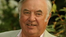 Jimmy Tarbuck pictured in July 2009.