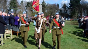 Anniversary of largest WW2 airborne mission marked in East Anglia