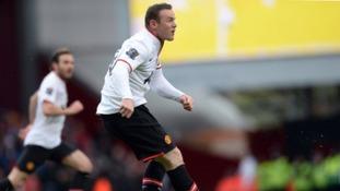 Wayne Rooney scores a sensational goal against West Ham United.