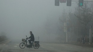Air pollution in Shenyang